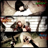 Devil May Cry by Kallisi