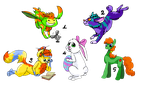 FREE adoptables All ADOPTED TY! by Stasushka