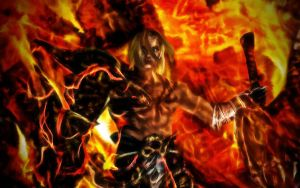 Soul Calibur: Damnation by his1nightmare