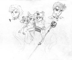 Royal family by Achuu