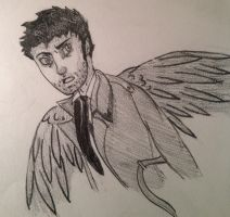 Castiel by The-Final-Stretch