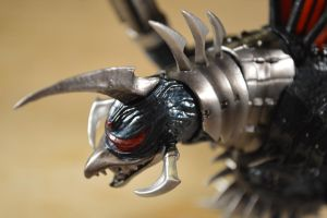 S.H Monsterarts Gigan 2004 (3/?) by GIGAN05