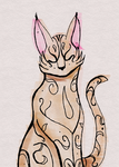 Cat by narutard277