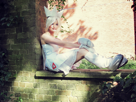 Pokemon Gijinka- Togetic Cosplay by SpicaRy