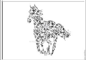 .:. Horse .:. by BsmA-2009