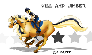 Will and Jimber by audry22