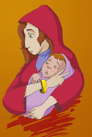 Mother by madDolphin