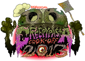 Creepypasta cookoff complete! by scythemantis