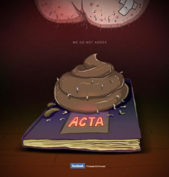 A.C.T.A. We do not agree. by arturhilger