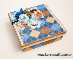 Cupcake box by KarenKaren