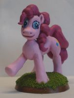 MLP:FIM Pinkie Pie model by uBrosis