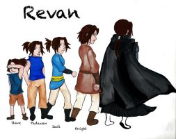 Revan: Turn into Darkness by FordPrefect4242