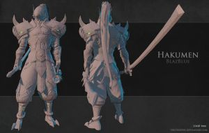 Hakumen construction shot by FirstKeeper