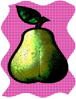 Pear by magoborg