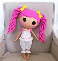 Lalaloopsy underpinnings by choucream