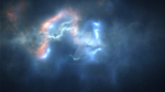 Electric Nebula by uuproductions