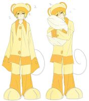 AoH : Outfit for SP - Dormouse by Shumijin
