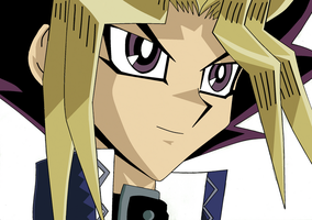 Atem Yugi -Paint- by Twin-Gamer
