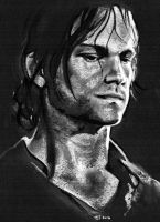 Sam Winchester by Threnody2