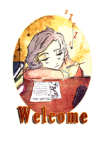 Welcome by Freed-Alice