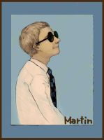 Martin Freeman by pataitou