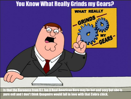 You Know What Really Grinds my Gears? 24 by darthraner83