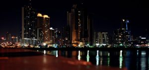 City lights..Is all I see.. by Cla7xire