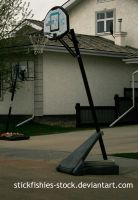 Basketball Hoop 1 by Stickfishies-Stock