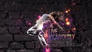 Live Vicariously - Dancer V1 by ReapingGFX