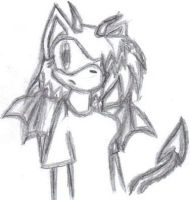New OC without a name .:Doodle:. by SonnyTHandco