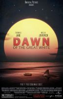DAWN of the Great White by MadPorra