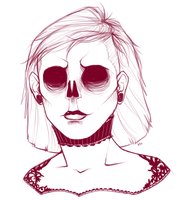 Lacey Skull by Geheimnis19