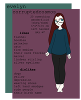 .:meet the artist:. by corruptedcosmos