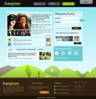 evergreen by mvgraphics