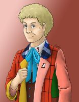 Sixth Doctor by Sherlockian