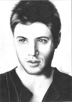 Jensen Ackles by MaPaMe