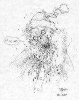 Merry Christmas by RyanOttley
