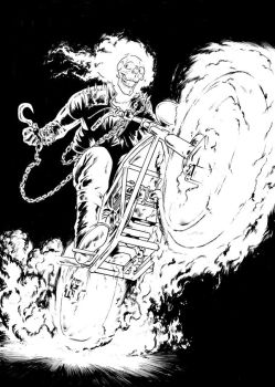 GhostRider by jasonbaroody