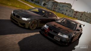Forza Horizon 2 - Blade VS Project Grip by deathmachine630