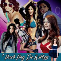 pack png de ashley by Katymish