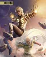 Here come GENOS! by andy5281