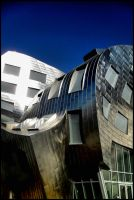 Abstract Exterior - Gehry V by krasblak