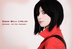 I'm the real Ada Wong by MasterCyclonis1