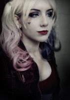 Suicide Squad Harley Cosplay by Yukki-Strife