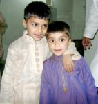 My Nephew's Safeen and Mateen by stardexign
