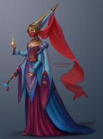 Fairy godmother by Sedeptra