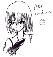 [FanArt][Grand Chase] Asin by etershine
