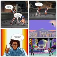 KOF The Purge st seven part 7 by s0ph14luvukn0w