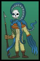 Unholy Diver by Lordwormm