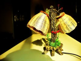 Lamp by Laura-in-china